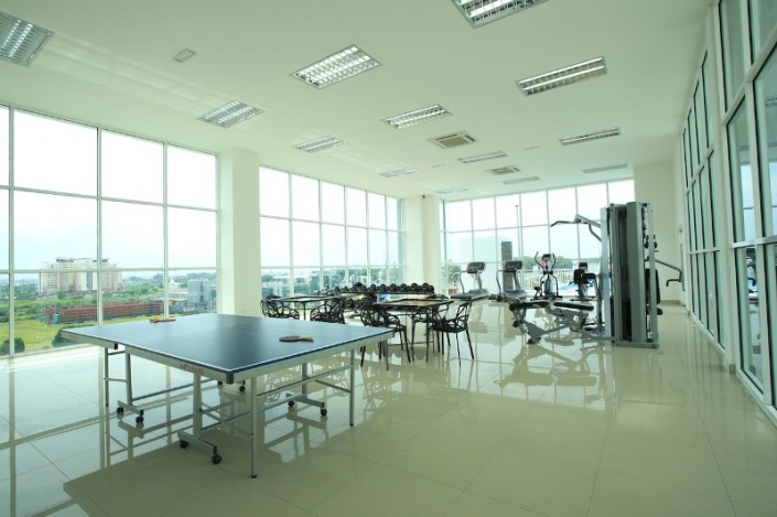 homestay shah alam menara U gym 1