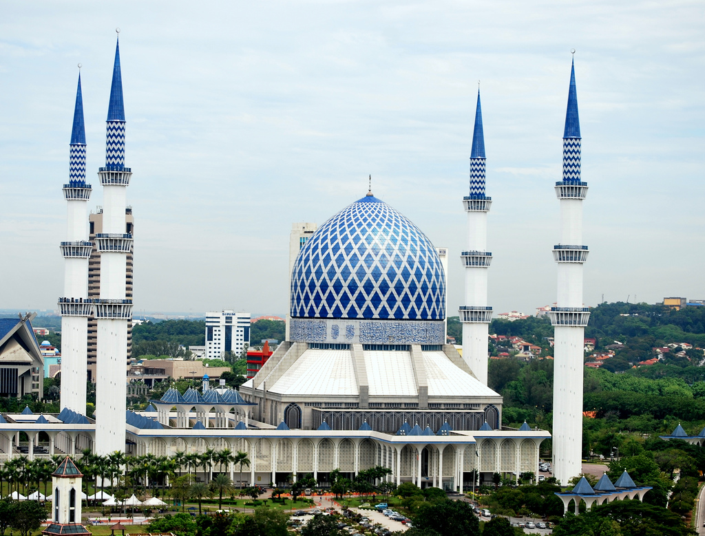 Shah Alam The Roundabout City Travel And Events In Malaysia