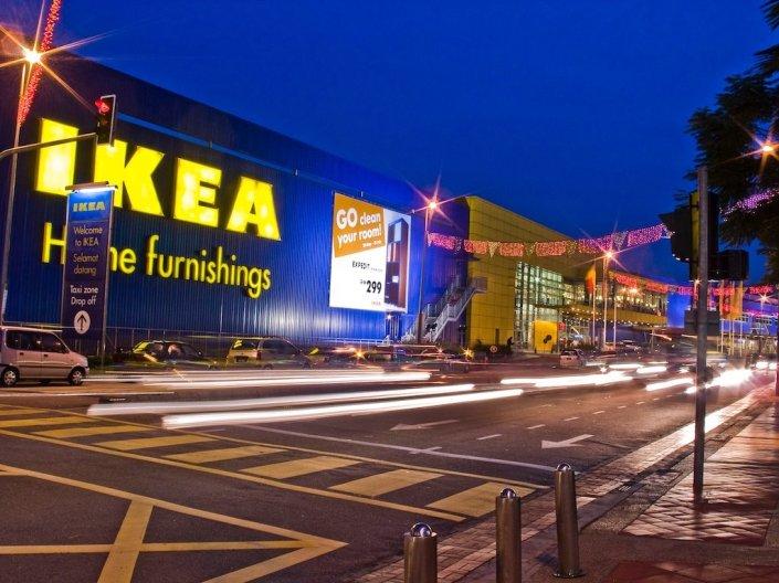 Ikea Damansara Home Furnishings