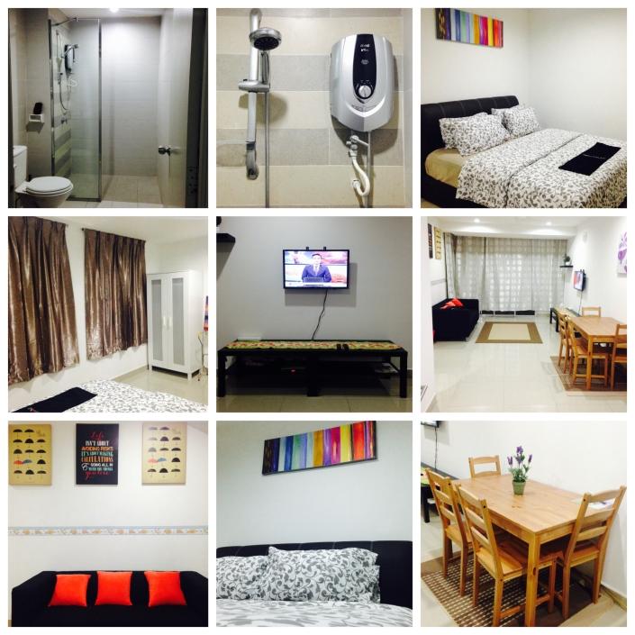homestay shah alam grid 1